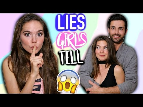9 LIES ALL GIRLS TELL - Nina and Randa