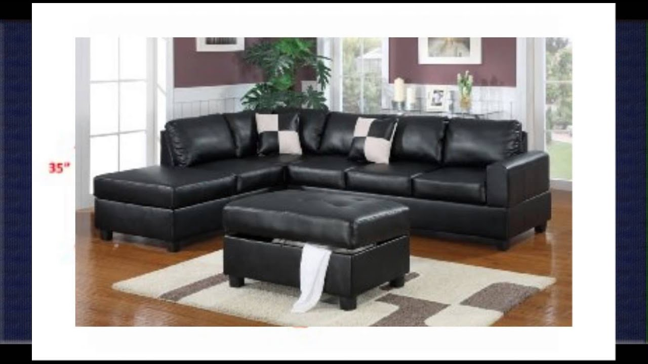 Small Es Configurable Sectional Sofa Black Erfaringer Med Bolia Sofaer Leather Youtube