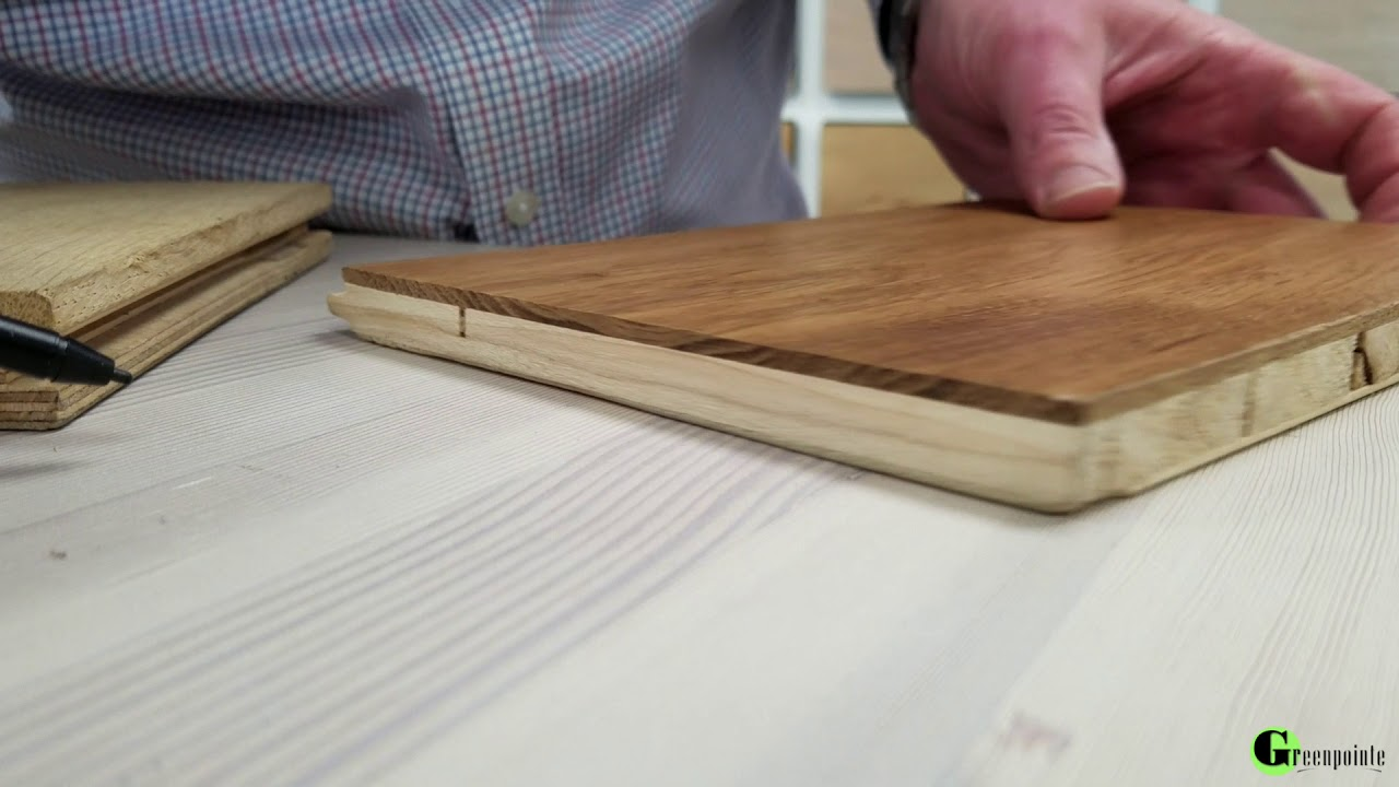 How To Identify A High Quality Engineered Hardwood Plank