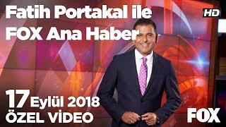 Bankalar esnafa kredi vermiyor!   17 Eylül 2018 Fatih Portakal ile FOX Ana Haber