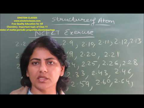 Chemistry Important topics for class 11 Final Term  By NITian