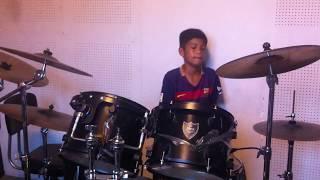 D Bagindas - 4 Mata (Drum Cover)