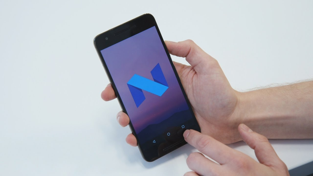 Android N developer preview first look
