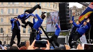 Jinjo Crew B-Boy Dance @ London Korea Festival 2015