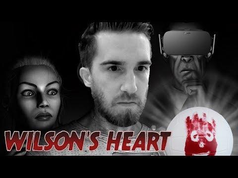 I'M IN A VR CARTOON! | Wilson's Heart - Oculus Rift Gameplay