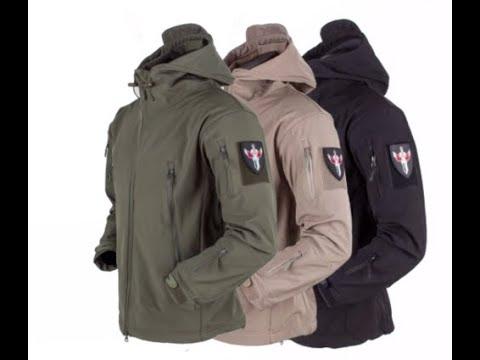 Тактическая куртка из Китая