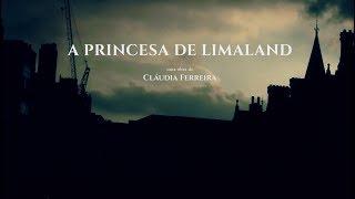 capa de A Princesa de Limaland de Cláudia Ferreira