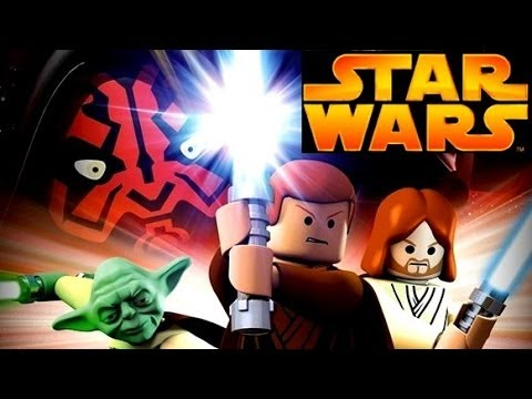 Lego Star Wars - ENGLISH - The complete saga - kids movie (only ...