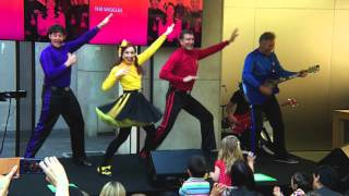 The Wiggles - Apple Store Performance - 25th Anniversary