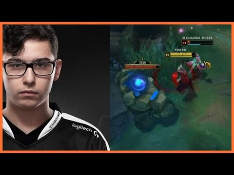 Meet BrokenBlade - New TSM Top Laner With Only 200 IQ - Best of LoL Streams #464