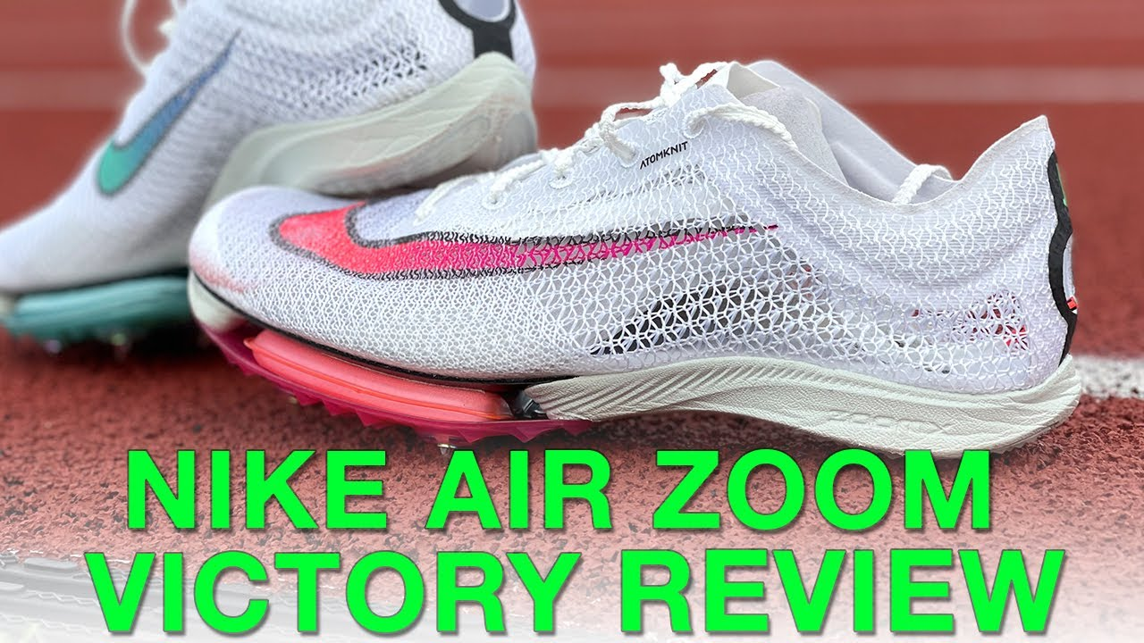 NIKE AIR ZOOM VICTORY Spikes Review