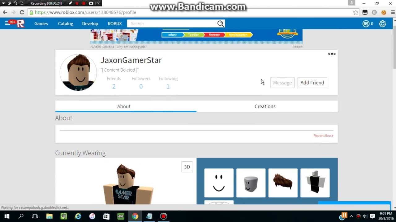 Roblox | How To get Password For Any Account!(2016){PATCHED}