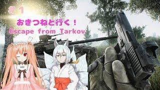 【Escape from Tarkov】おきつねとEFT【VTuber】