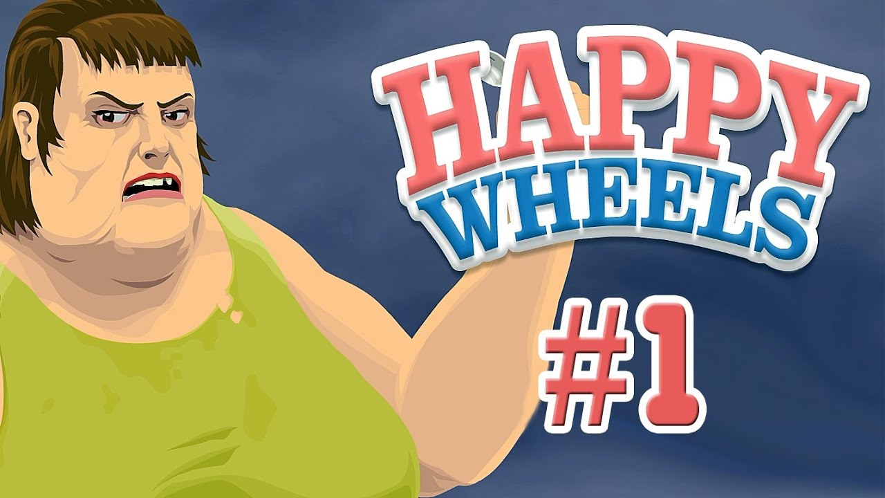 Happy Wheels German 1 Let S Play Happy Wheels Gameplay