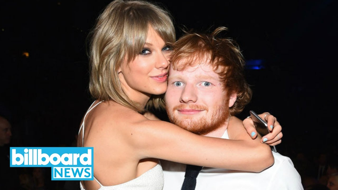 taylor swift pens essay on ed sheeran for time s most  taylor swift pens essay on ed sheeran for time s 100 most influential people issue billboard news