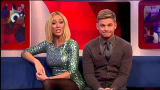 Jenny Frost Stockings Up skirt!!   YouTube