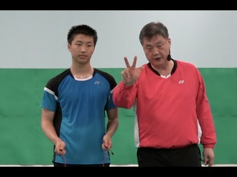 Badminton-Course 500-12 Month Program-Month 4-Task 26-Skipping