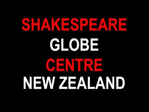 Shakespeare Globe Centre New Zealand Festivals documentary 2018