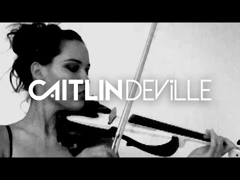 Rockstar 101 (Rihanna ft. Slash) - Electric Violin Cover | Caitlin De Ville
