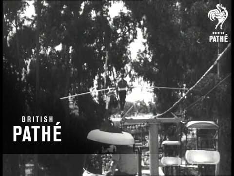 Oakland Zoo Wire Walk (1967)
