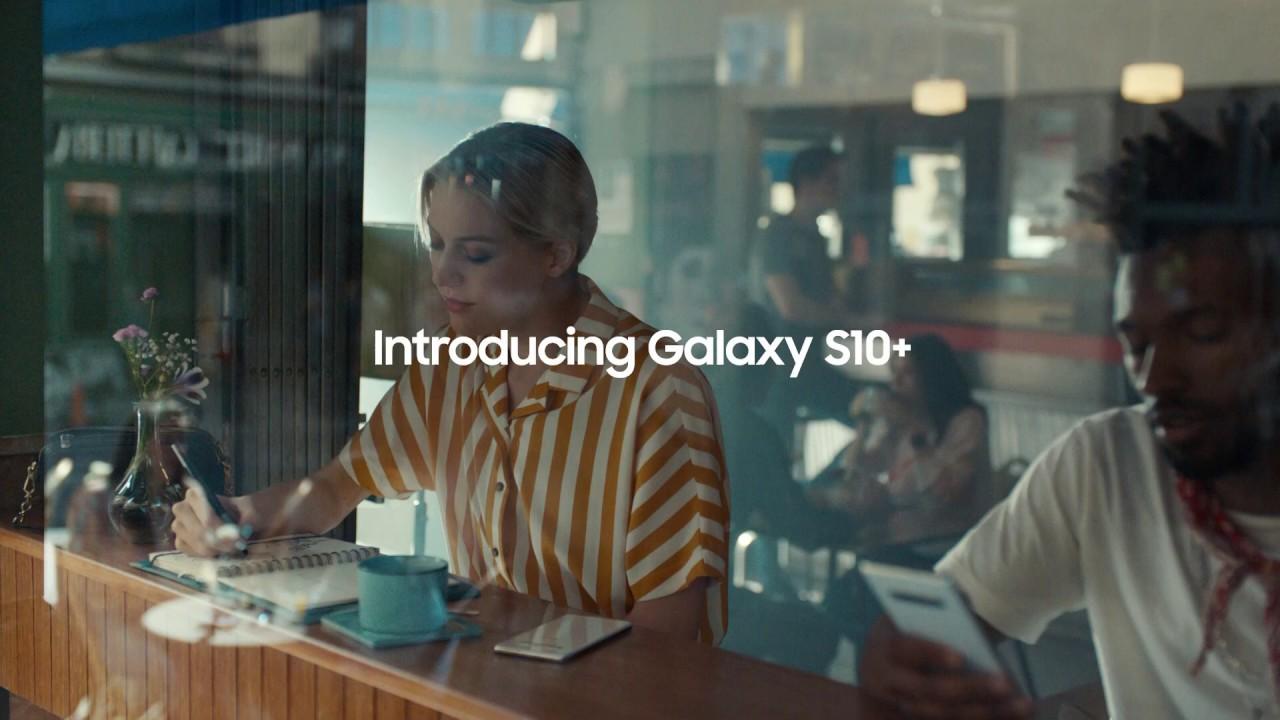 Samsung: Galaxy S10+ - Wireless PowerShare