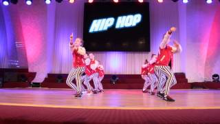 Feel the Beat - Small gruop Kids Pro WINNERS - Mickey Dance Crew - INSIDE Dacing Center