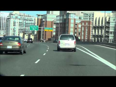 Driving from Niagara Falls, Ontario to Ajax, Ontario through Toronto