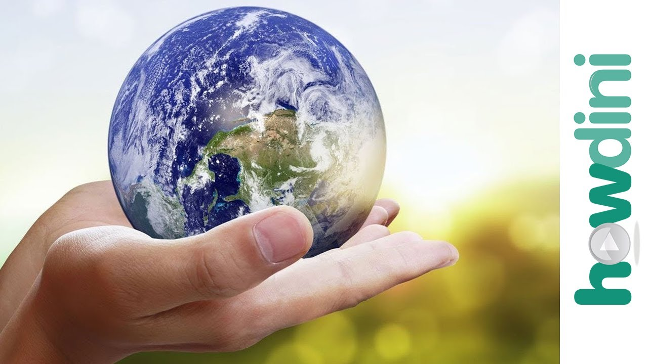 Sustainable Living: 5 Ways to Help Save the Planet - YouTube