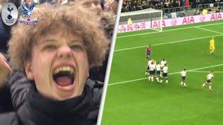 SPURS NEW STADIUM! Tottenham 2-0 Crystal Palace! Heung Min Son (손흥민/孫興慜) scores first goal!