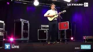 Vianney - «Pas Là» (session live acoustique)