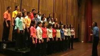 Ensamble Vocal de Medellín - Bullerengue