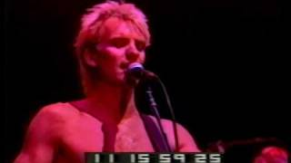 Video The Police - Murder By Numbers - Live in Oakland 10th sept 1983 - RARE VIDEO!!! download MP3, 3GP, MP4, WEBM, AVI, FLV Januari 2018