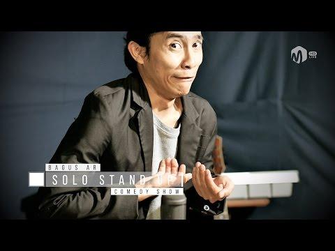 Stand Up Comedy | Bagus AR - Lika Liku Orang Pendek