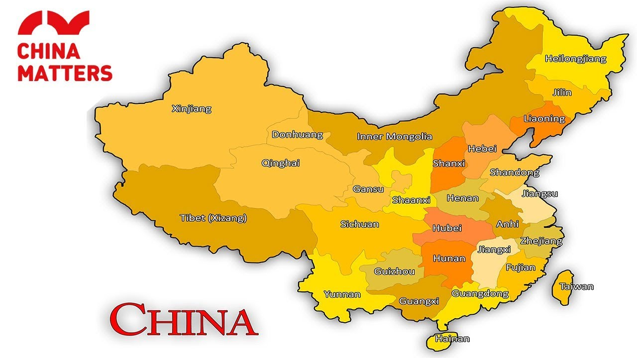 Why China is called China? - YouTube