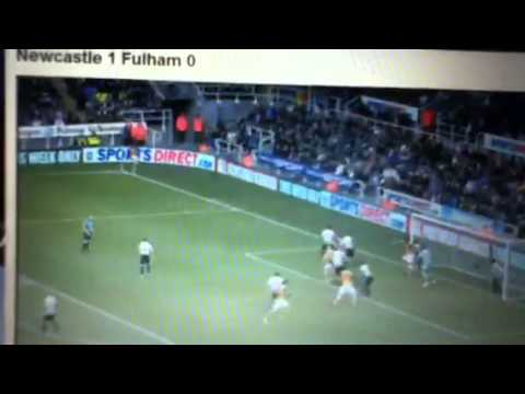 Newcastle vs Fulham highlights