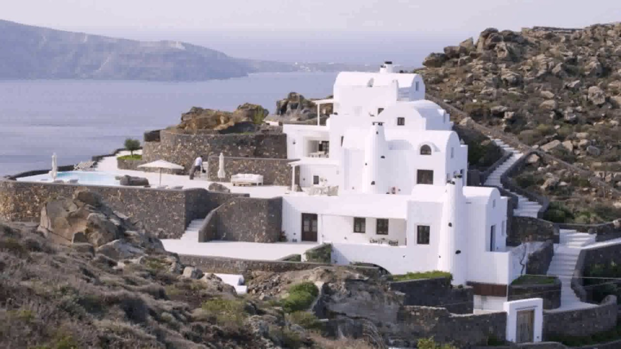 Greek Style House greek style house design - youtube