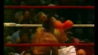 Майк Тайсон - Регги Гросс 22 Mike Tyson vs Reggie Gross