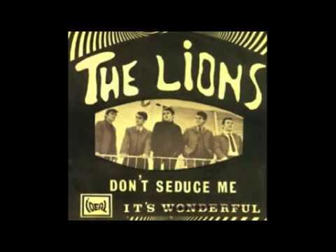 Tony Mann & the Lions - Don't Seduce Me