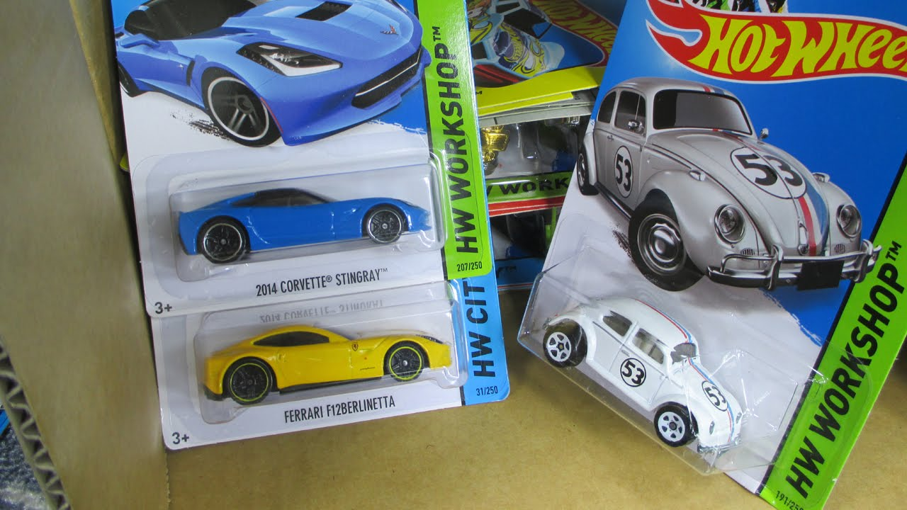 2014 p factory sealed hot wheels case unboxing youtube - Rare Hot Wheels Cars 2015