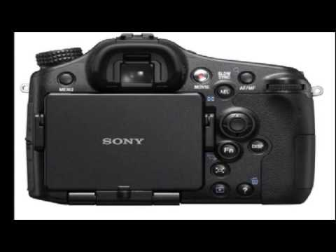 review sony alpha a77v slt slr youtube. Black Bedroom Furniture Sets. Home Design Ideas