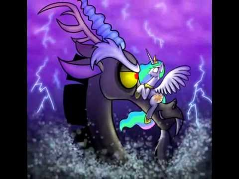 mlpfim celestia x discord tribute youtube