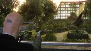 Hitman Absolution PC Ultra graphics 1080p.
