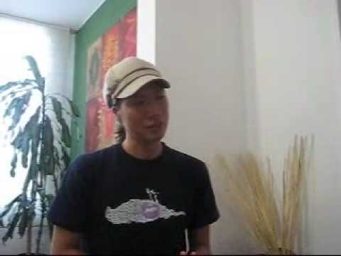 Student's recommendation - Spanish school in Quito, Shingo's recommendation in japanese