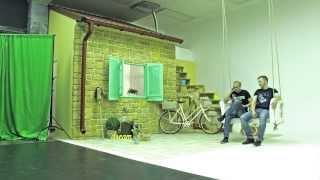 Циклорама белая и черная в фотостудии в Киеве | Зал циклорам в F-Star Studio в Киеве(, 2013-08-18T11:06:36.000Z)
