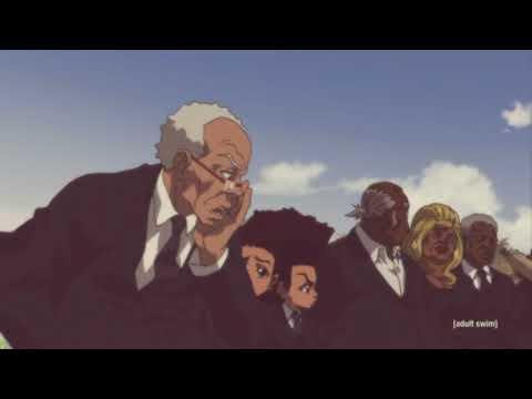 The Boondocks - Mister Ruckus' Death