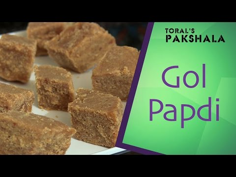 How To Make Gol Papdi (Jaggery Cakes) by Toral || Toral