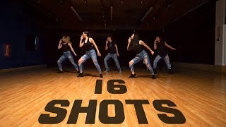 Stefflon Don - 16 Shots  (Dance Video) | Choreography | MihranTV