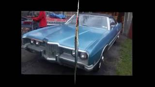 BARN FIND 71 FORD LTD