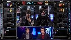 Gambit Gaming vs Fnatic | Season 4 EU LCS Spring split 2014 W3D2 G4 | Fnatic vs Gambit | GMB vs FNC