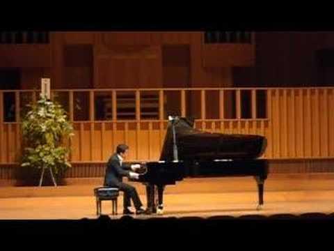 ため息(リスト)  Trois etudes de concert
